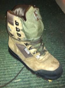 Not too deep snow boot