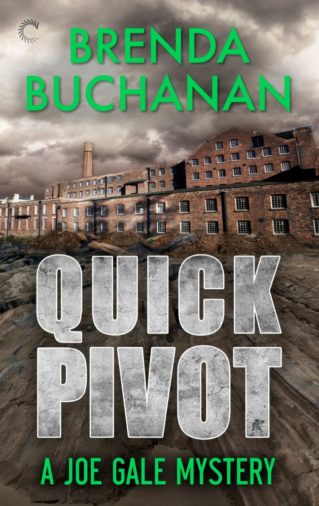 The cover for Book #1 in the Joe Gale Mystery Series, coming April 27, 2015 from Carina Press