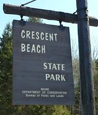 Crescent Beach State Park