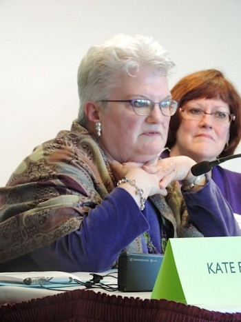 Ann Collette and Barbara Kelly discuss the business of writing