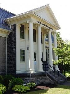 Baxter Memorial Library #2