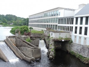 The renovated Mayo Mill in Dover-Foxcroft